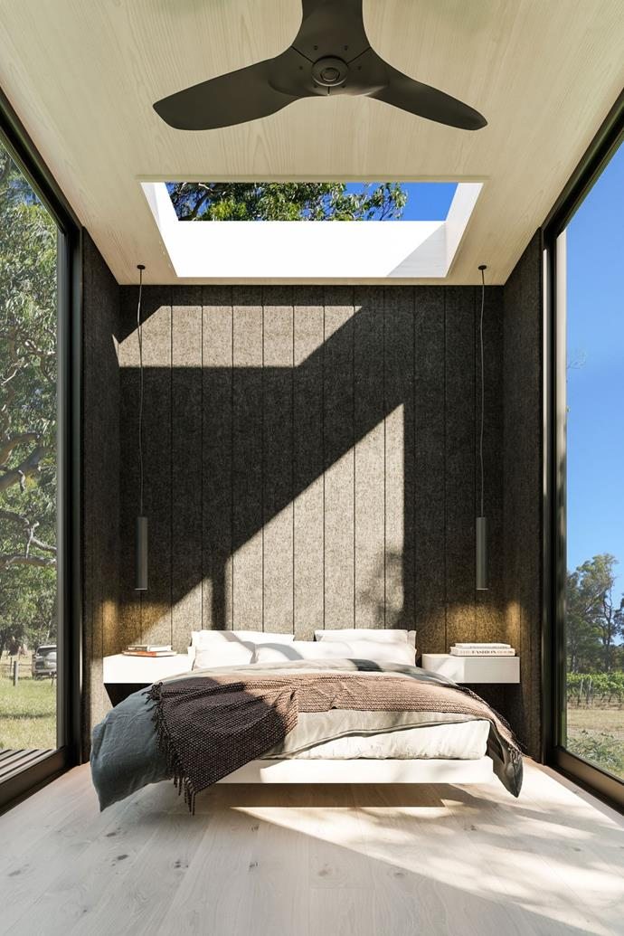 "**CABN, various locations, SA and NSW**<p> <p>In the [Hills region of South Australia](https://www.homestolove.com.au/formal-historic-garden-adelaide-hills-19377|target=""_blank"") is where the vision for CABN – a series of tiny cabins built from local materials promoting an ethos of minimalism, sustainability and off-the-grid living - began. Need a digital detox? Then this is the getaway you have been crying out for! Here you'll find a space that's big on nature, a place you can meditate, a place you can reconnect with yourself and get away from life's distractions. Pictured here is CABN X 'William', the luxury version of the CABN experience. This tiny house features a private sauna, a custom glass ceiling, wood-burning fireplace and an outdoor bath. At CABN, the location of your CABN will remain a secret until about a week prior to your stay. How's that for an adventure? <p> <p>**For information and bookings, visit [CABN](https://cabn.life/ 