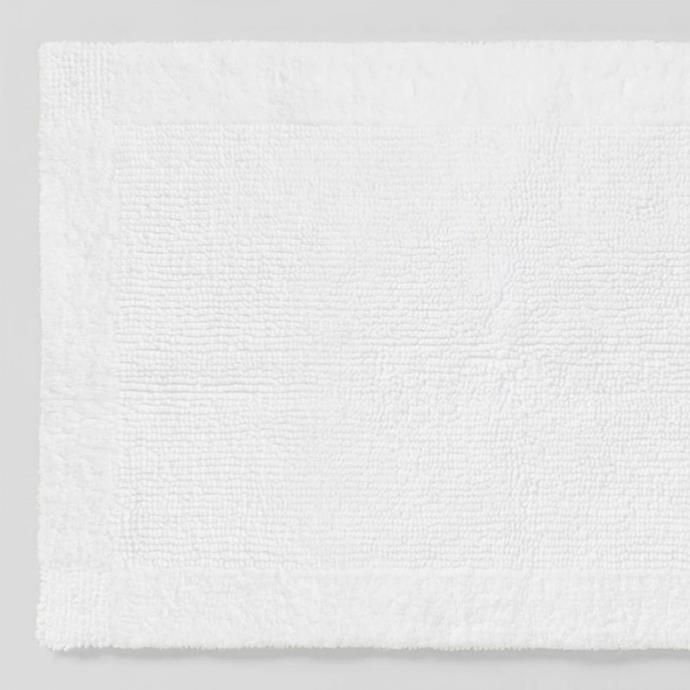 """Just as important as bath towels are a soft **bath mat** in the bathroom, because no one likes stepping on a wet floor. This simple bathmat from Sheridan fulfils all purposes and will suit all styles.<br> <br> Larken Bath Mat in white, $59.95, [Sheridan](https://www.sheridan.com.au/larken-bath-mat-s2b6-b114-c246-508-cloud-grey.html?utm_source=rakuten&utm_medium=affiliate&ranMID=40637&ranEAID=2116208&ranSiteID=TnL5HPStwNw-MnHYq.ushh0KdREWb6qKDg