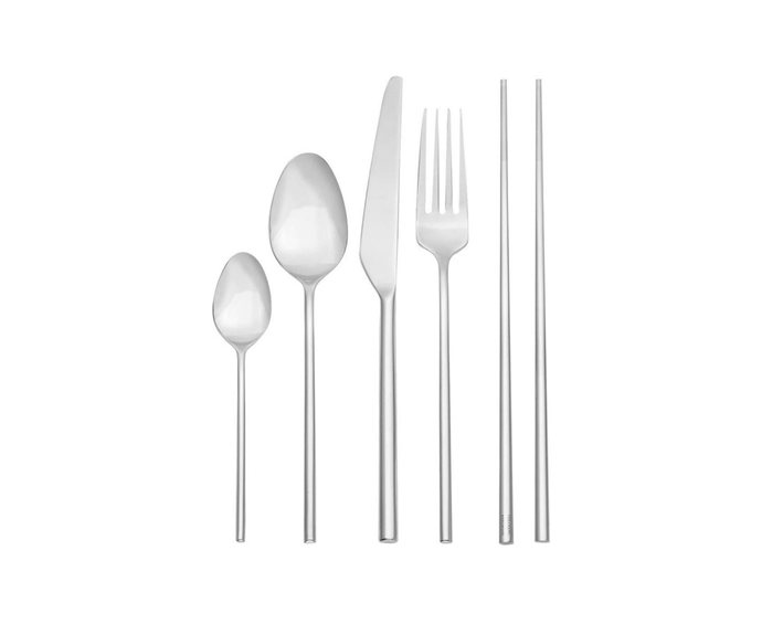 """A matching **[cutlery set](https://www.homestolove.com.au/how-to-choose-a-cutlery-set-1678