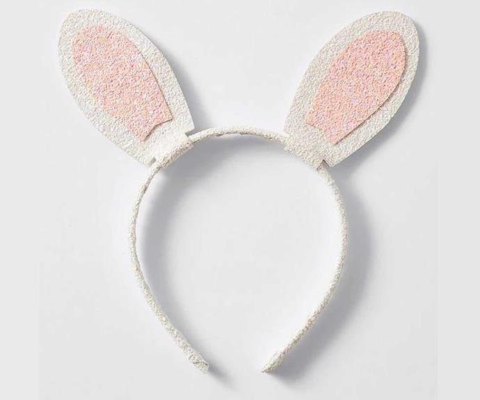 "**Easter Bunny Ears Headband, $8, [Target](https://www.target.com.au/p/easter-bunny-ears-headband/64790503|target=""_blank""