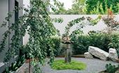 This zen garden in Melbourne is a relaxed retreat