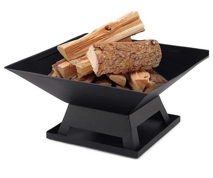 """**[Modern square portable fire pit, $37.64 (46x46x34cm), Ali Express](https://www.aliexpress.com/item/1005001571590746.html