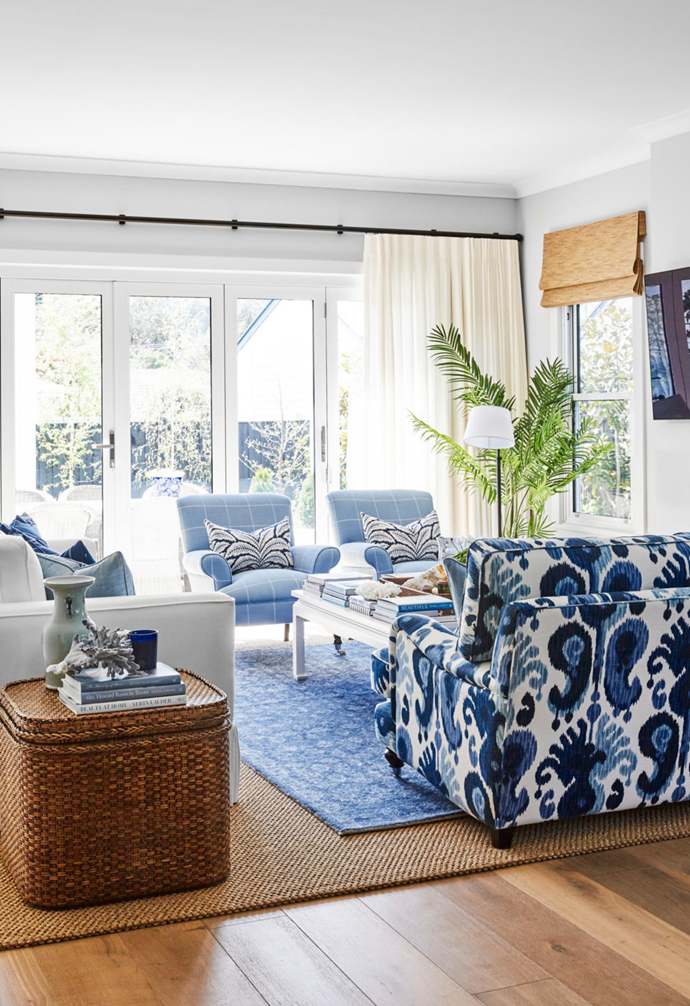 """In the [living area](https://www.homestolove.com.au/living-room-essentials-3466