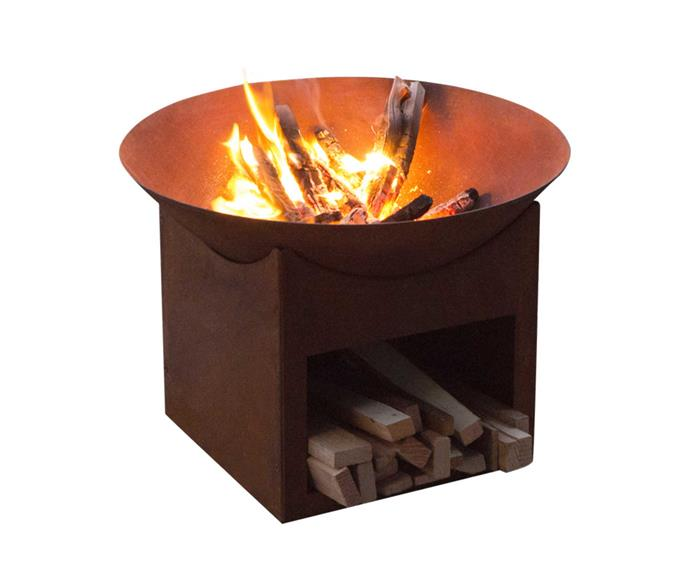 """**[Glow Tambo Cast Iron Fire Pit, $69, Bunnings](https://www.bunnings.com.au/glow-tambo-cast-iron-fire-pit_p3171835