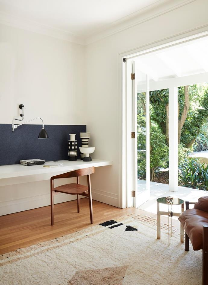 """The five-year renovation of this [harbourside family home in Sydney's east](https://www.homestolove.com.au/multi-storey-harbourside-family-home-sydneys-east-22087