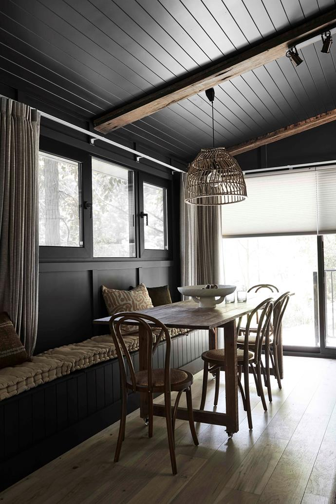 """Natural light is afforded in spades with [Luxaflex Curtains](https://urldefense.com/v3/__https:/www.luxaflex.com.au/products/luxaflex-curtains/?utm_source=HomeBeautiful&utm_medium=Website&utm_campaign=SaulMyers__;!!HhhKMSGjjQV-!owRZY18wjDge5trqS-WGyLwLl3bAizwajwg6d-qH_VfXYZEJBBGys31L5-NVHr5gvWkm$