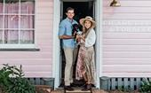 From old corner shop to grandmillennial pink cottage