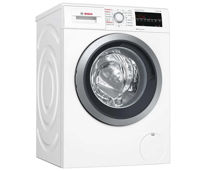 """**[Bosch WVG28420AU 8.kg/4.5kg Serie 6 Washer Dryer Combo, $1359, Appliances Online](https://www.appliancesonline.com.au/product/bosch-automatic-washer-dryer-wvg28420au