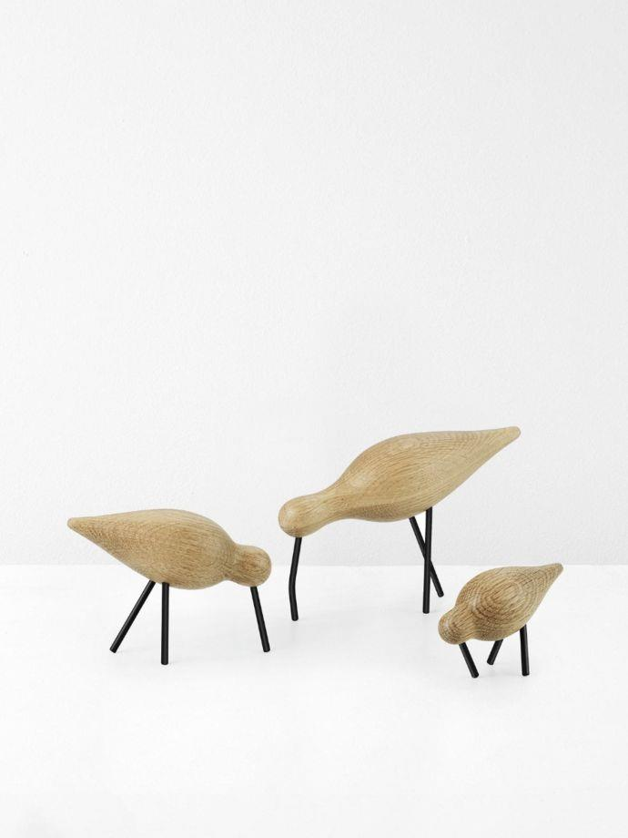 """**Shorebird by Normann Copenhagen**, small in oak, $54.95, [Aura Home](https://www.aurahome.com.au/normann-copenhagen-shorebird-small-oak