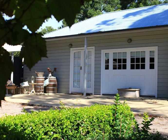 There are plenty of places to relax and unwind at The Villa Country House Retreat, but if you're after a more active way to enjoy Morpeth's beauty, you can take your pick of one of the hotel's vintage bicycles and take a 'Tour de Morpeth' to explore local wineries, foodie destinations and more.