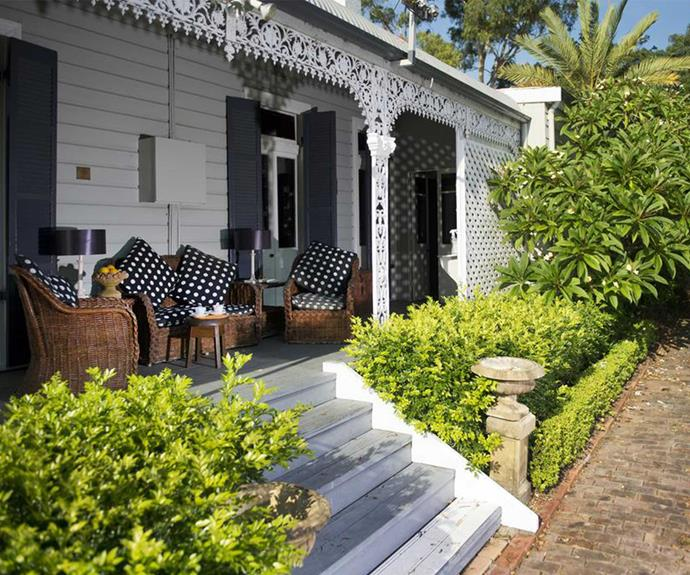 The historic homestead is believed to have been built by the White family, who owned a joinery business in Maitland from 1836 to 1968.