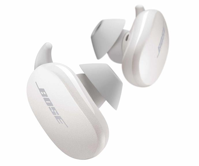 """**Bose QuietComfort Earbuds in Soapstone, $399, [Myer](https://www.myer.com.au/p/bose-174-quietcomfort-earbuds-soapstone