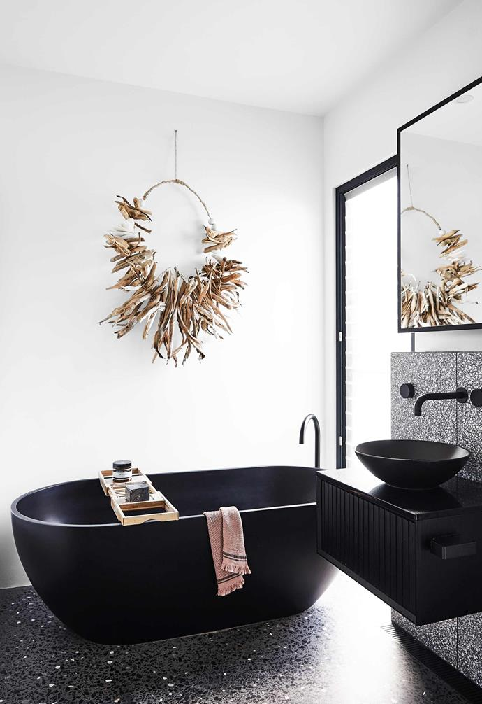 """**Ensuite** A wall piece from Bowral store [Arkke](https://www.instagram.com/arkke_theshop/?hl=en