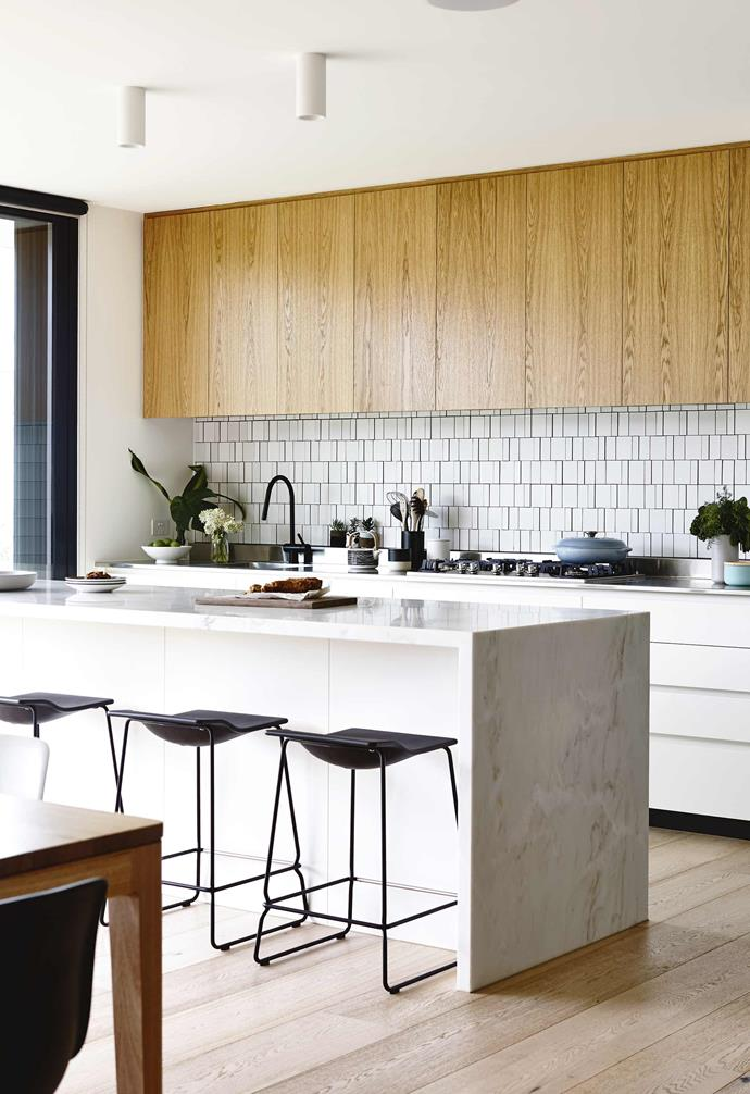 ">> [25 contemporary kitchen ideas to pin for later](https://www.homestolove.com.au/contemporary-kitchen-ideas-18756|target=""_blank"")."