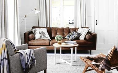 How to layer materials and add texture to your home decor