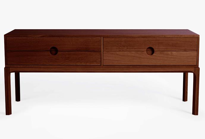 """**Entre 1D Walnut, $7100, [Great Dane](https://greatdanefurniture.com/danish-furniture/storage/entre-1d-walnut
