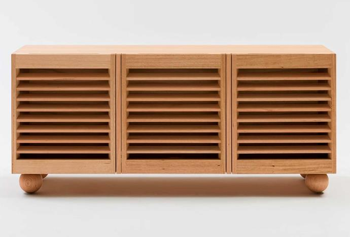 """**Finch Sideboard, from $5260, [Jardan](https://www.jardan.com.au/collections/finch