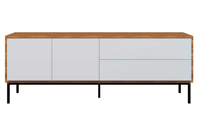 """**Dylan Sideboard Buffet with Cabinet & Drawers, $279, [Luxo Living](https://www.luxoliving.com.au/dylan-sideboard-buffet-with-cabinet-drawers