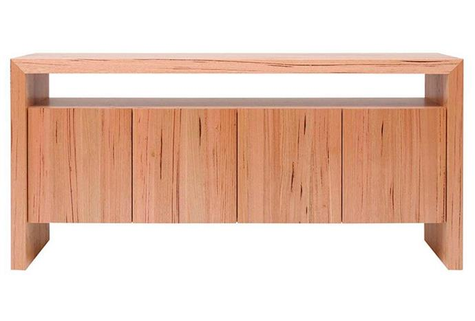 """**Ellison Buffet 180cm, $2599, [OzDesign Furniture](https://ozdesignfurniture.com.au/furniture/living/buffets-sideboards/ellison-buffet-180cm-in-messmate-clear