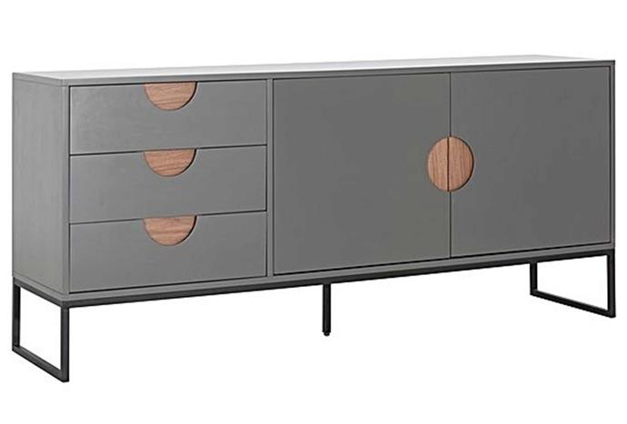 """**Iniko Clara Sideboard, $979, [Zanui](https://www.zanui.com.au/Clara-Sideboard-174414.html