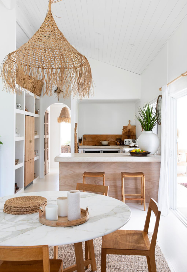 White is often the go-to shade when it comes to creating the illusion of more space. But there are other colours you should consider ...