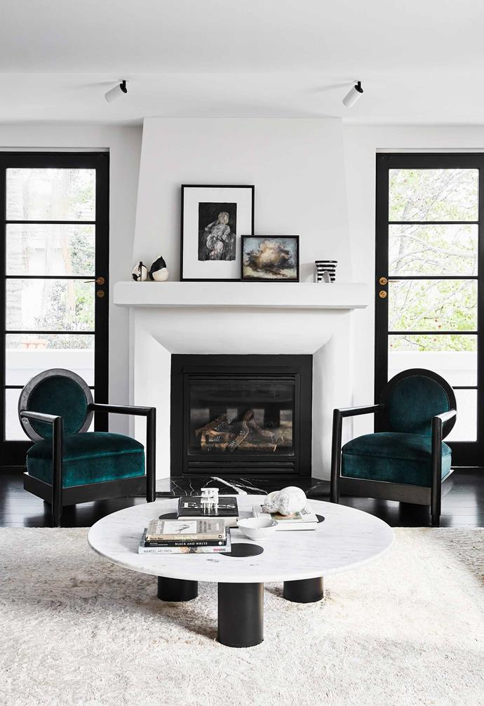 """This [modern Art deco inspired home](https://www.homestolove.com.au/modern-art-deco-home-20290