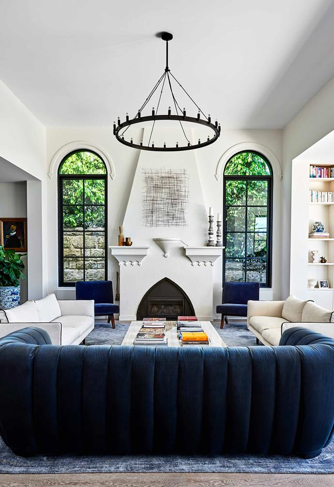 """This [1920s Mediterranean-style villa](https://www.homestolove.com.au/restored-1920s-meditteranean-villa-22124