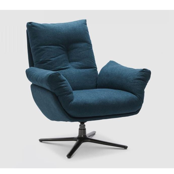 """**[Lagoon swivel chair, $119, Adriatic](https://www.adriatic.com.au/product/lagoon-swivel-chair/?utm_source=Google%20Shopping&utm_campaign=shopping&utm_medium=cpc&utm_term=738