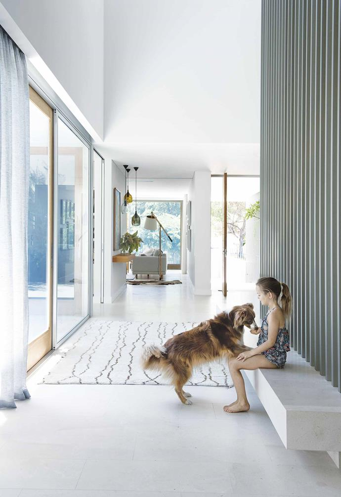 """Building their dream home gave this Perth couple the opportunity to build [the contemporary house of their dreams](https://www.homestolove.com.au/contemporary-eco-friendly-home-perth-17078