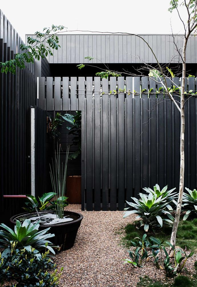 """This semi-protected pond is in a Central Coast, NSW, garden by James Headland of Pangkarra Garden Design. [The home](https://www.homestolove.com.au/modern-house-booker-bay-20437