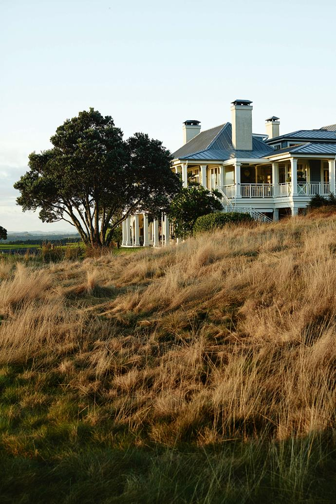 Kauri Cliffs opened in 2000. American hedge fund billionaire and keen golfer Julian Robertson bought the 2400-hectare property, with its stunning coastal stretches, in 1995.