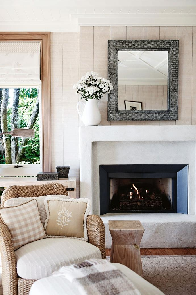 """The pretty [guest cottages](https://www.homestolove.com.au/cottage-style-homes-13932