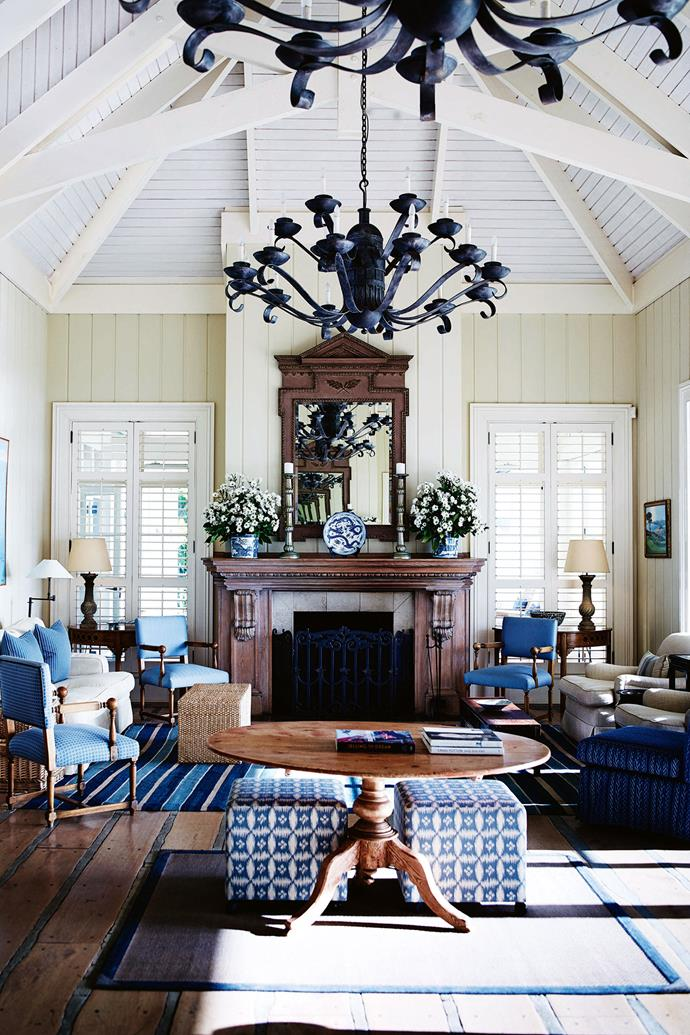 """Well-known New Zealand designer Virginia Fisher's signature [Hamptons style](https://www.homestolove.com.au/modern-hamptons-style-house-ideas-6152