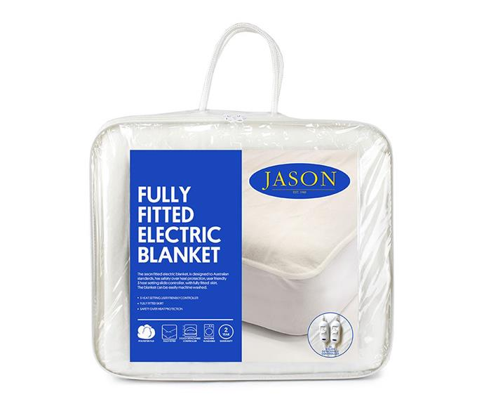 """**[Jason fully fitted machine washable electric blanket, $55 (Queen Size), Kogan](https://www.kogan.com/au/buy/jason-fully-fitted-machine-washable-electric-blanket-queen-bed-jason