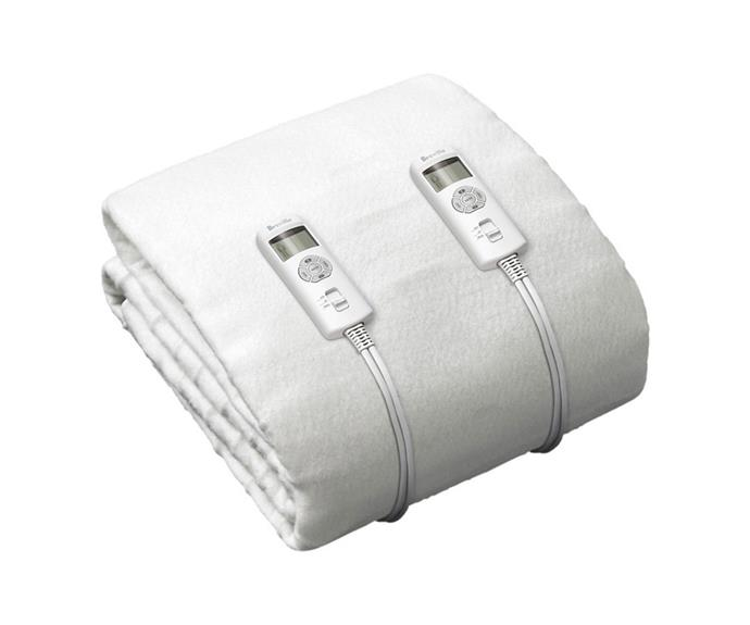 """[**Breville 'The BodyZone' Antibacterial Fitted Electric Blanket, on sale at $199.20 (Queen Size), Myer**](https://www.myer.com.au/p/breville-home-bodyzone-by-breville-antibacterial-fitted-heated-blanket