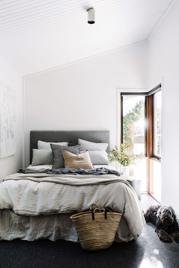 The bedrooms with their soothing neutral palettes are a highlight.