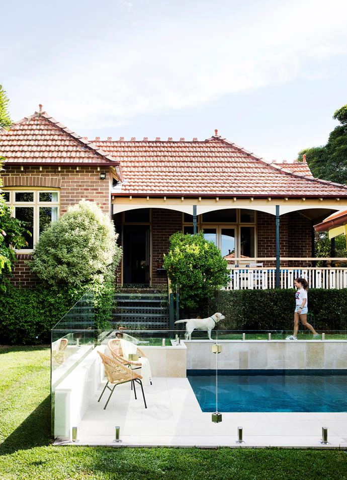 """Longtime fans of the [Federation bungalow](https://www.homestolove.com.au/federation-home-revived-with-colour-20050