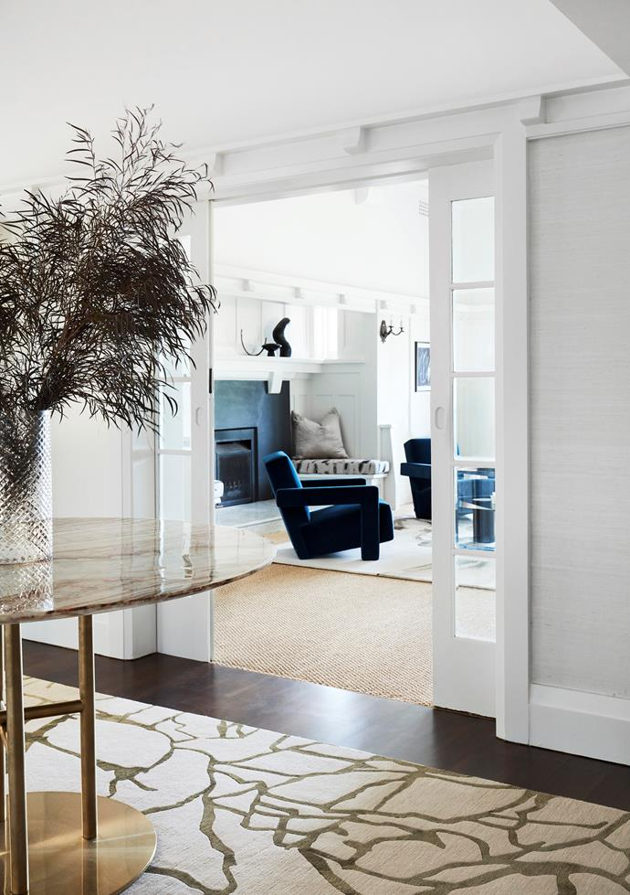 """After 21 years in this Sydney home, owners Kim and Gregg felt it was beginning to look a little tired. Kim and Gregg's brief to Suzanne Gorman, principal of interior design firm Studio Gorman was to redo the main bedroom, but it quickly escalated to include most of the [circa-1907 two-storey house](https://www.homestolove.com.au/heritage-home-makeover-21419
