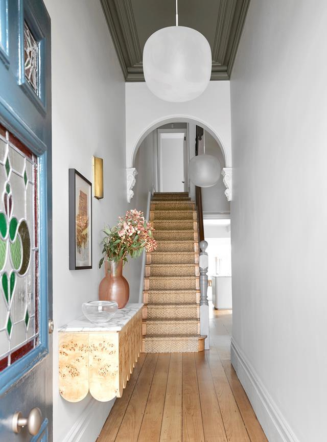 """A [turn-of-the-century terrace house](https://www.homestolove.com.au/elegant-1890s-terrace-transformation-22429