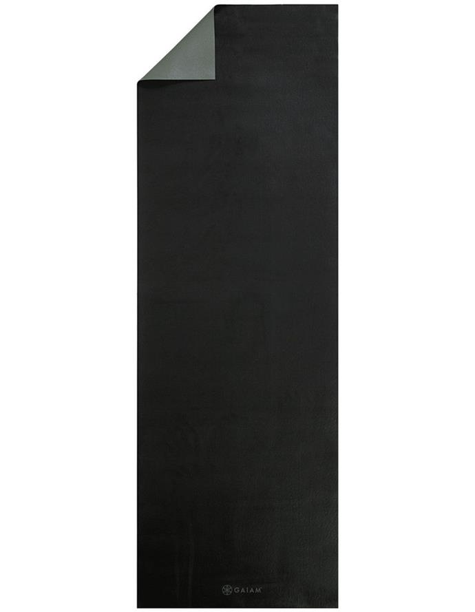 """**Gaiam Athletic Power 5mm Yoga Mat - Black, $69.99, [Myer](https://www.myer.com.au/p/gaiam-athletic-power-5mm-yoga-mat-black