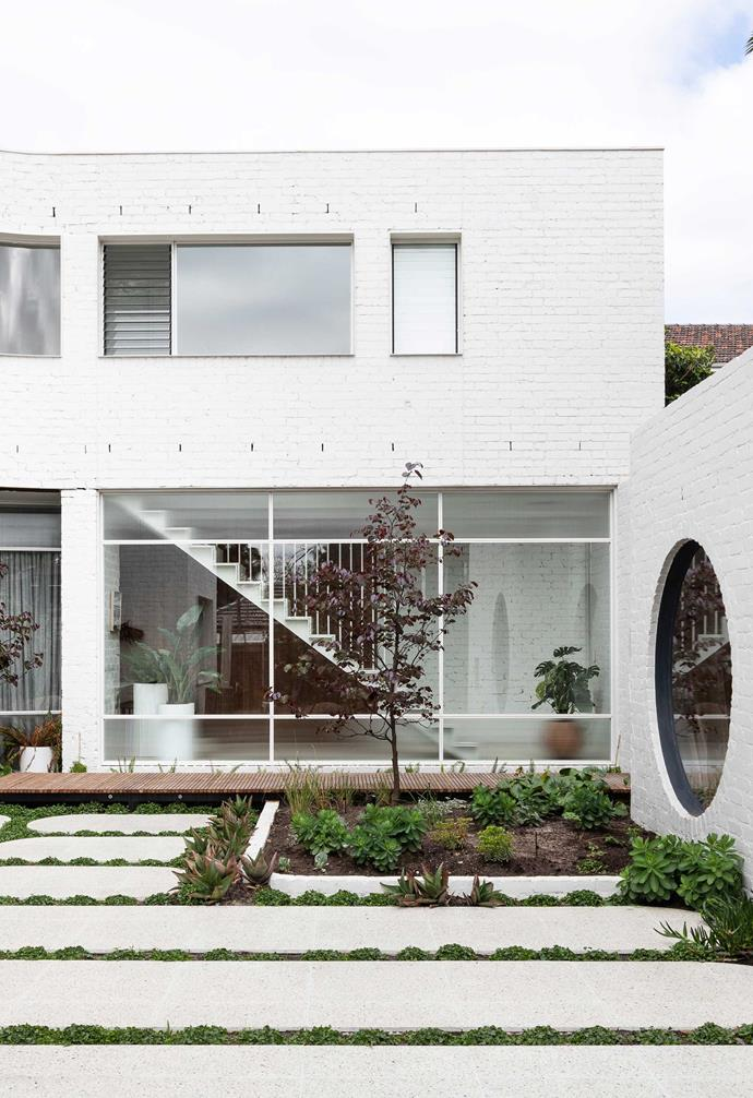 This mid-century home in Melbourne was renovated in conjunction with the BuildHer Collective.