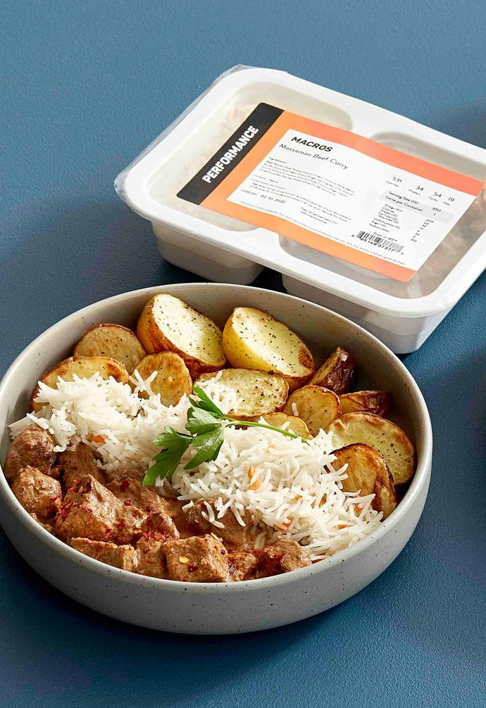 """**MACROS**<br><br>Ready-made and super fresh, [Macros](https://www.macros.com.au/