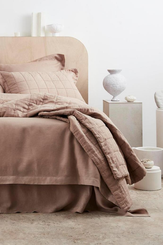 Rich, warm tones will help to create a cosy ambience, says Rebecca.