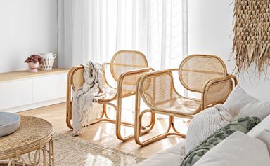 12 best rattan and cane chairs