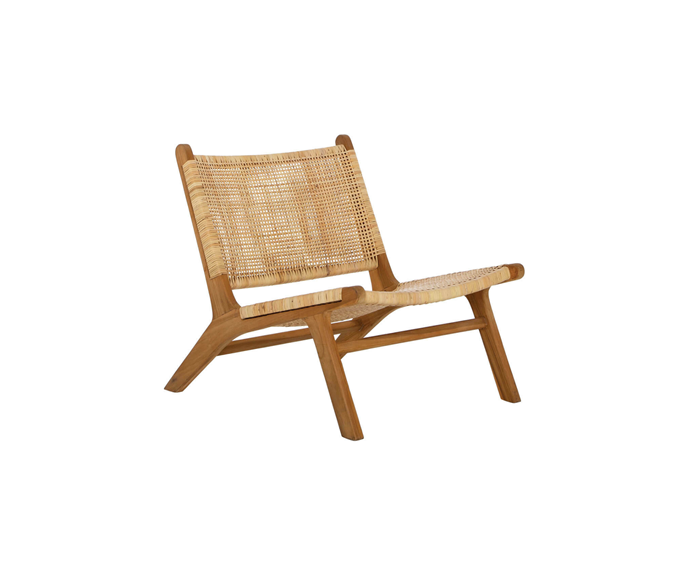 """**Santai Occasional Chair, $449, [Freedom](https://www.freedom.com.au/product/24210423