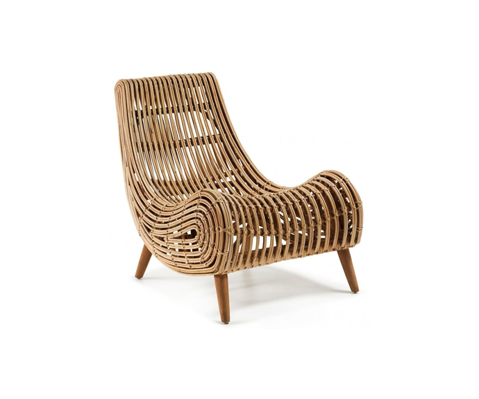 """**Taki Accent Chair, $780, [Interiors Online](https://interiorsonline.com.au/products/akit-accent-chair
