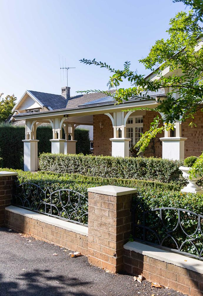 Byng Street highlights as much of the original home's period features as much as possible throughout.