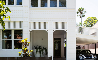 An old Victorian charmer in Mosman gets a polished upgrade
