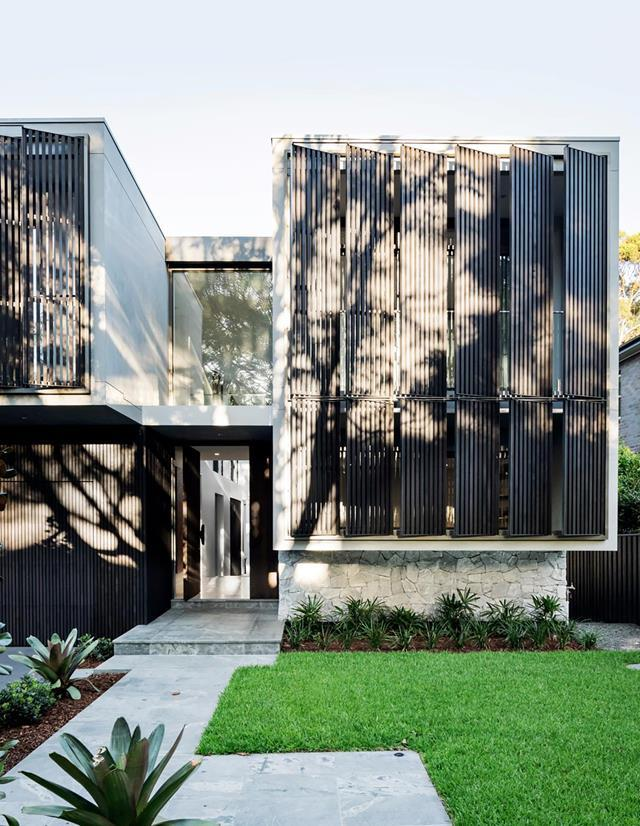 """Max Milosevic of Felton Constructions was the architect and builder of this [modern family home](https://www.homestolove.com.au/modern-yet-timeless-family-home-sydney-21113