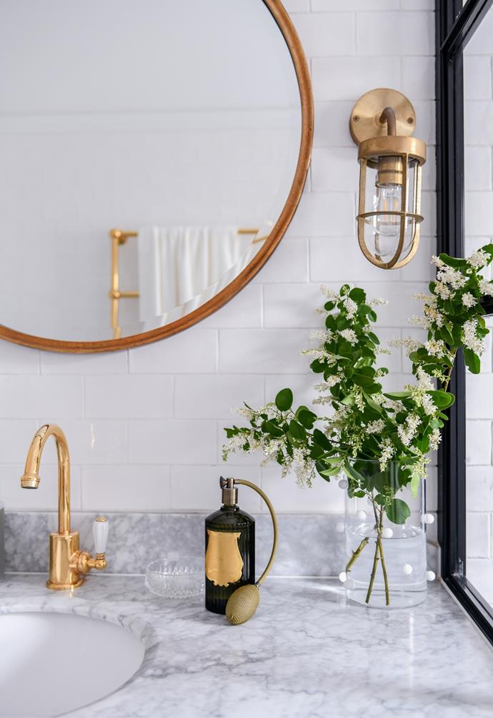 """Florals and decadent [room spray](https://www.homestolove.com.au/make-your-home-smell-amazing-12000